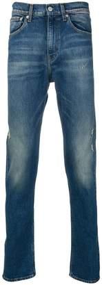 Calvin Klein Jeans 911 looper blue jeans