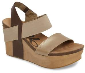 OTBT 'Bushnell' Wedge Sandal
