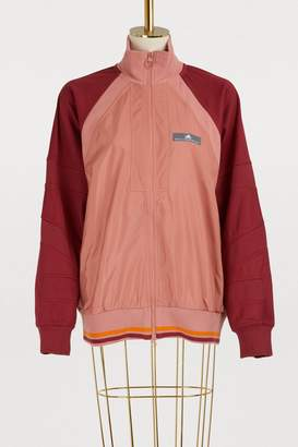 adidas by Stella McCartney Zippered training jacket