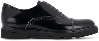 Emporio Armani lace up brogues