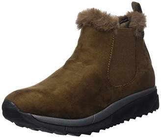 Xti Women's 48558 Ankle Boots, Brown Taupe