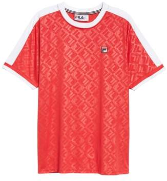 Fila Marc Interlock Soccer T-Shirt