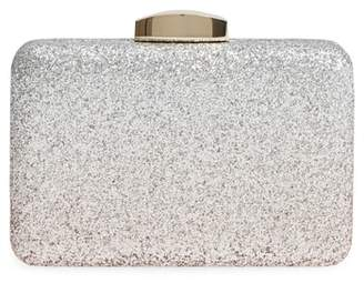 Nordstrom Ombre Glitter Minaudiere