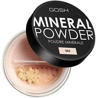 Gosh Mineral Powder Ivory 002 by