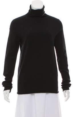 Protagonist Wool Mock Neck Sweater