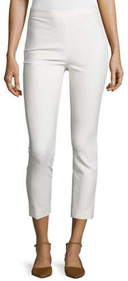 Derek Lam 10 Crosby Cropped Stretch Leggings