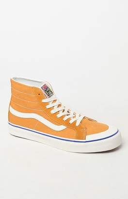 Vans Sk8-Hi 138 Decon Yellow Shoes