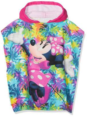 Disney Girl's Minnie Mouse Dressing Gown