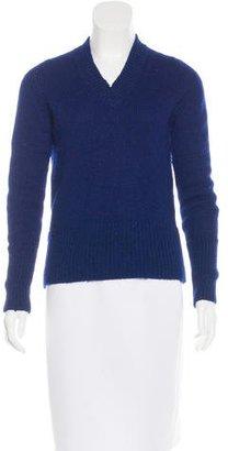 Prada Alpaca Knit Sweater