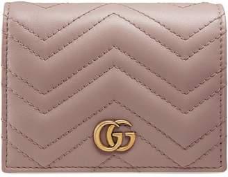 Gucci (グッチ) - Gucci GGマーモント カードケース