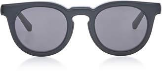 Loewe Oversized Round Acetate Sunglasses