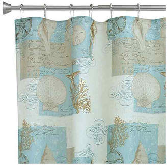 Bacova Guild Coastal Moonlight Shower Curtain