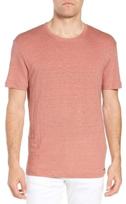 BOSS Hugo Tiburt Linen T-Shirt