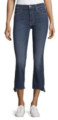 Mother Insider Crop Step-Hem Jeans