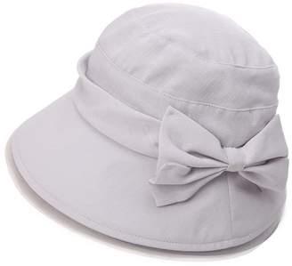a850426036a Siggi Womens Summer Bucket Boonie UPF 50+ Wide Brim Linen Sun Hat Crushable  Beach Accessories