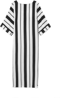 Vince Camuto Striped Caftan Cover-up