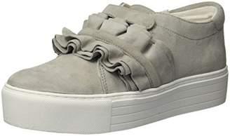 Kenneth Cole New York Women's Ashlee Platform Ruffle Detail Sneaker