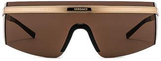 Versace VERSACEEVERYWHERE Metal Flat Top