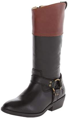 Frye Melissa Zip Harness Tall Shaft Boot (Infant/Toddler/Big Kid/Big Kid)