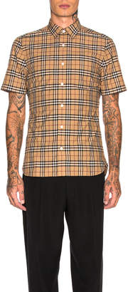 Burberry New Core Check Shirt