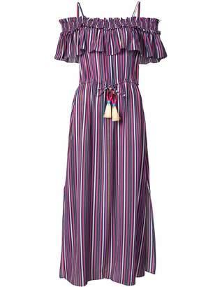 Figue Mirella striped dress