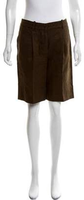 Chloé Mid-Rise Tailored Short