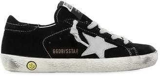 Golden Goose (ゴールデン グース) - Golden Goose Deluxe Brand Super Star Suede Sneakers