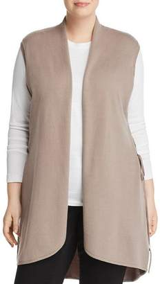 Love Scarlett Plus Side-Tie Vest - 100% Exclusive