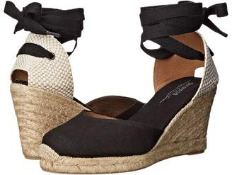 Soludos Tall Wedge Linen Women's Wedge Shoes