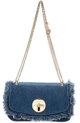 See by Chloe Lois Denim Crossbody Bag