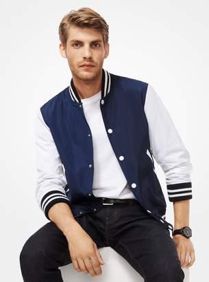 Michael Kors Varsity Jacket