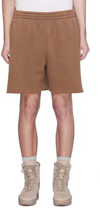 Yeezy Relaxed sweat shorts