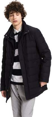 Tommy Hilfiger Layered Wool Coat