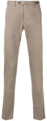 Pt01 slim fit trousers