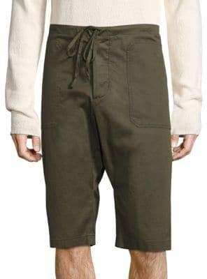 Vince Regular-Fit Drawstring Shorts