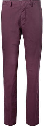 Ermenegildo Zegna Stretch-Cotton Trousers