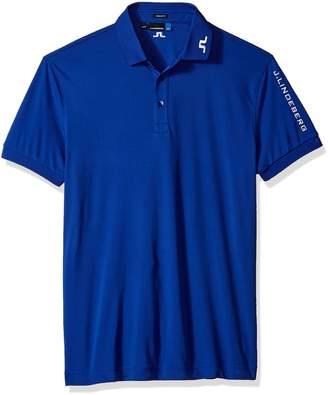 J. Lindeberg Classic Tour Tech Jersey Polo Shirt