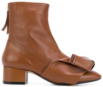 No.21 ankle boots