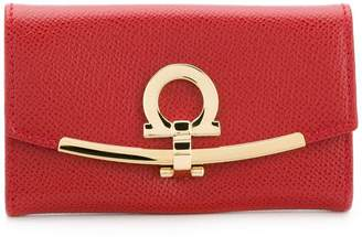 Salvatore Ferragamo Gancio money clip wallet