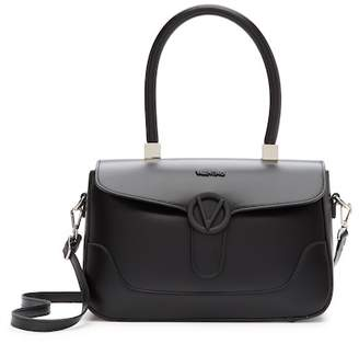 Mario Valentino Valentino By Gaelle Leather Top Handle Bag
