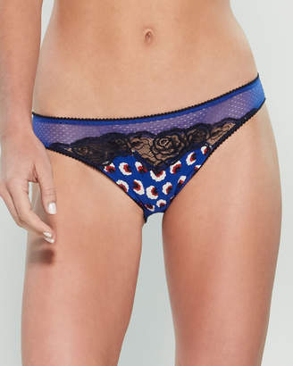 Stella McCartney Ellie Leaping Bikini Panty