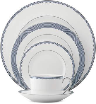 Vera Wang Wedgwood Dinnerware Grosgrain Indigo Collection