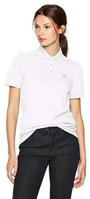 Armani Exchange A|X Women's Classic Logo Polo