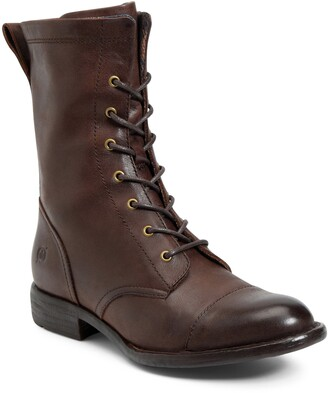 Børn Neon Lace-Up Boot