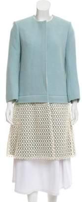 Chloé Virgin Wool Knee-Length Coat