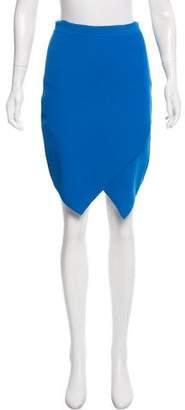 Alexander Wang Asymmetrical Bandage Skirt