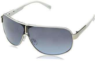 Rocawear Men's R1396 Msvw Non-Polarized Iridium Shield Sunglasses