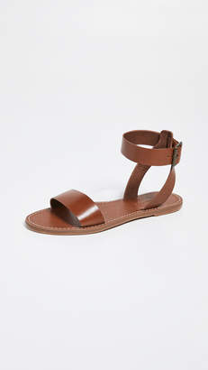 be265401b35 Madewell Strap Women s Sandals - ShopStyle