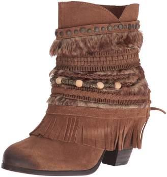 Naughty Monkey Women's Sanchez Boot