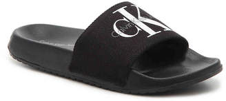 Calvin Klein Jeans Chantal Slide Sandal - Women's